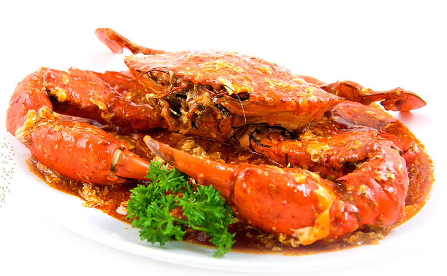 find chilli crab at seafood restaurant
